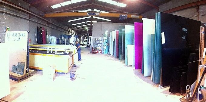 Instalaciones de Vimar Glass